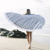 Round Beach Towel - The Avalon, The Beach People