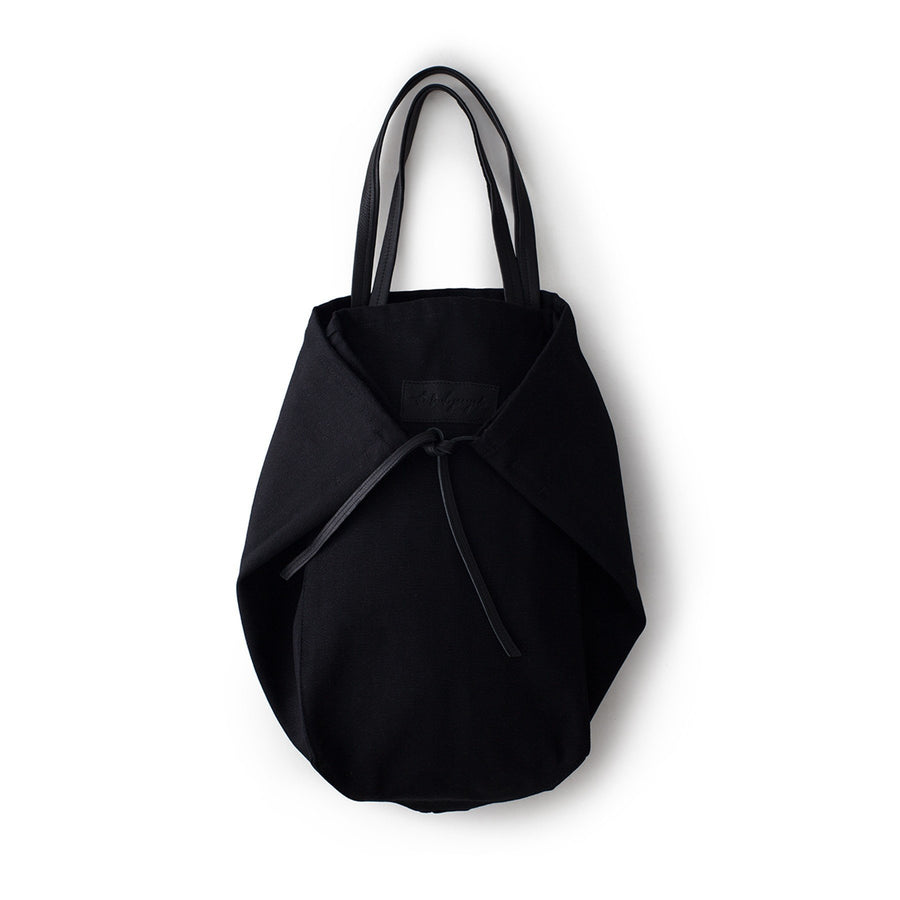 Adventure Tote Black, Carry Bag - The Beach People