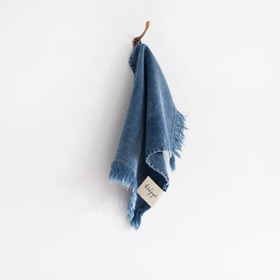 Indigo Stonewash Cloth collection - The Beach People