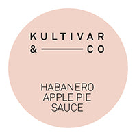 Limited Edition | Habanero Apple Pie Sauce | 3oz
