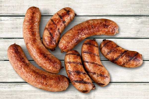 Super Hot Pork and Leek Sausage