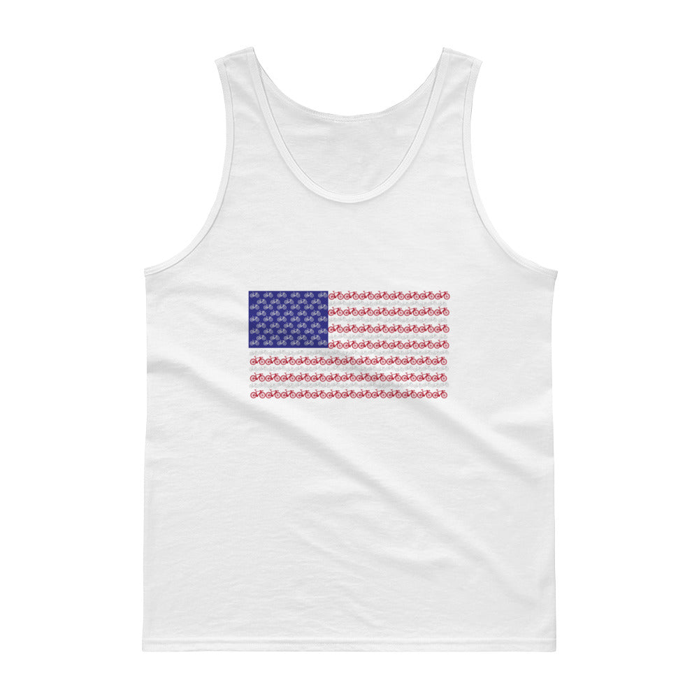 American Cyclist Tank top - MyBuggy
