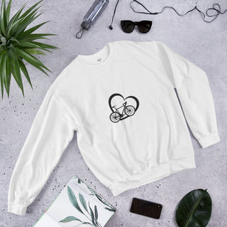 Cycling Lover Women Sweatshirt - MyBuggy