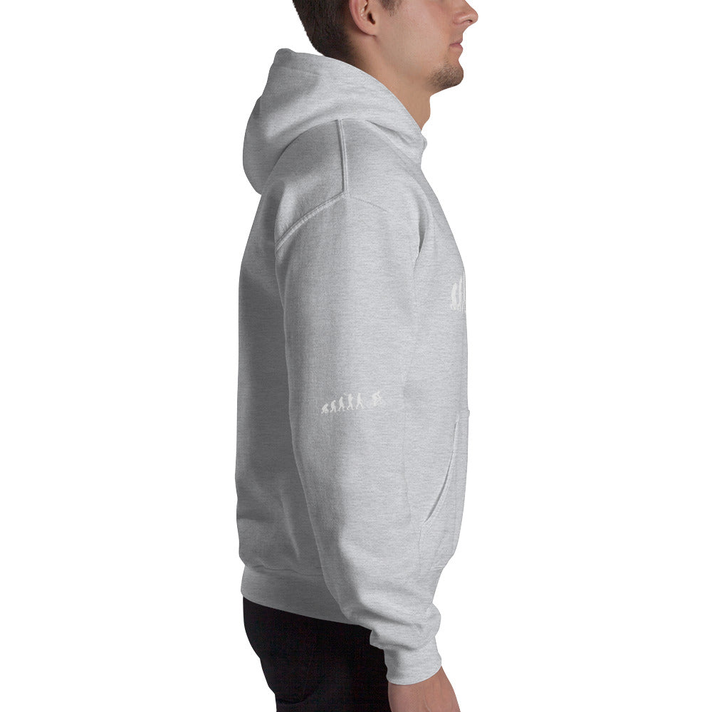 Cyclist Evolution Hoodie - MyBuggy