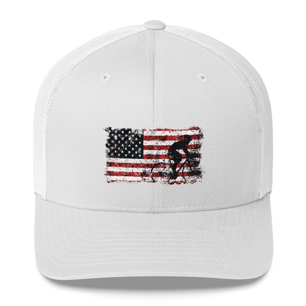 USA Cyclist Cap - MyBuggy