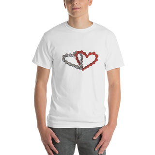 Chained Hearts T-Shirt - MyBuggy