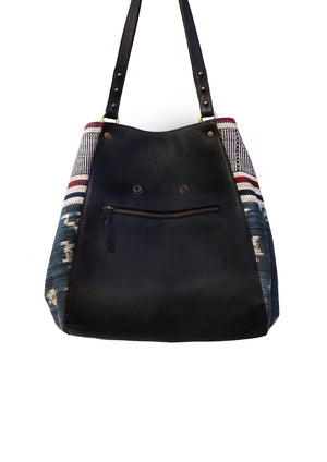 Jacquie The Versatile Backpack reversible Tote of Haida Co. the Ethical Fashion Brand