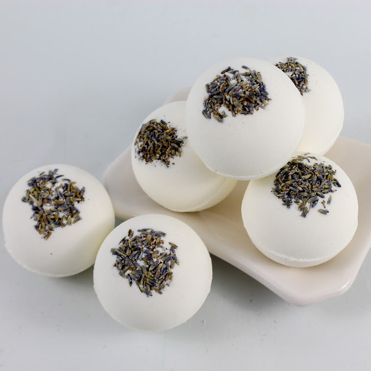 Bath Bomb with Botanicals
