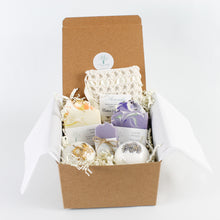 Load image into Gallery viewer, Lavender Romance Deluxe Gift Box