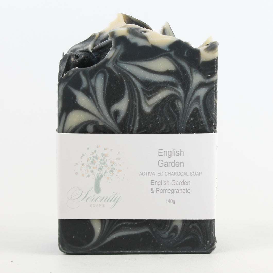 English Garden Clay Soap