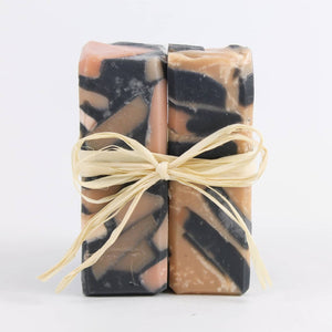 Yin and Yang Soap Duo