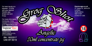 30ml Grog Shot Concentrate - Angelic