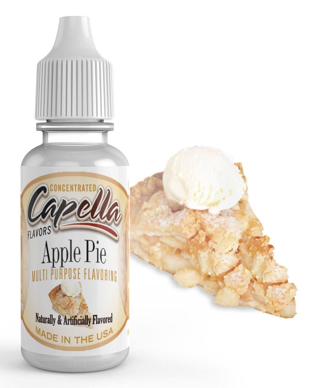 30ml Capella Concentrate - Apple Pie V1