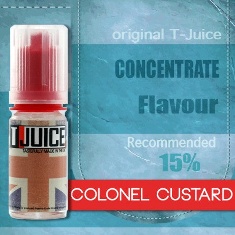 Colonel Custard  - 30ml