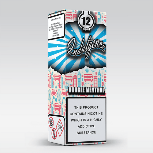Double Menthol 100ml Mix Kit