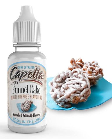 30ml Capella Concentrate - Funnel Cake