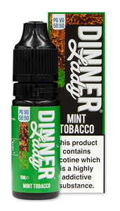 Dinner Lady 50/50 - Mint Tobacco
