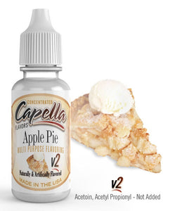 30ml Capella Concentrate - Apple Pie V2