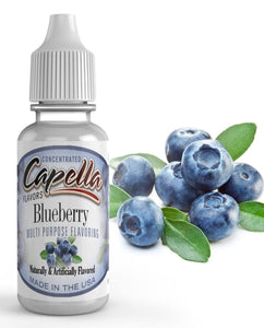 30ml Capella Concentrate - Blueberry