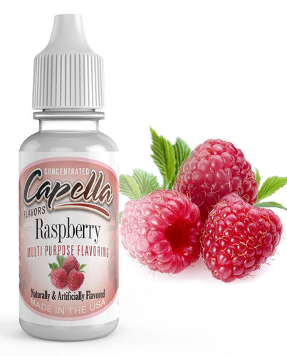 30ml Capella Concentrate - Raspberry