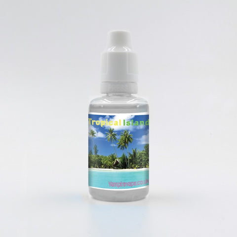 Tropical Island - 30ml