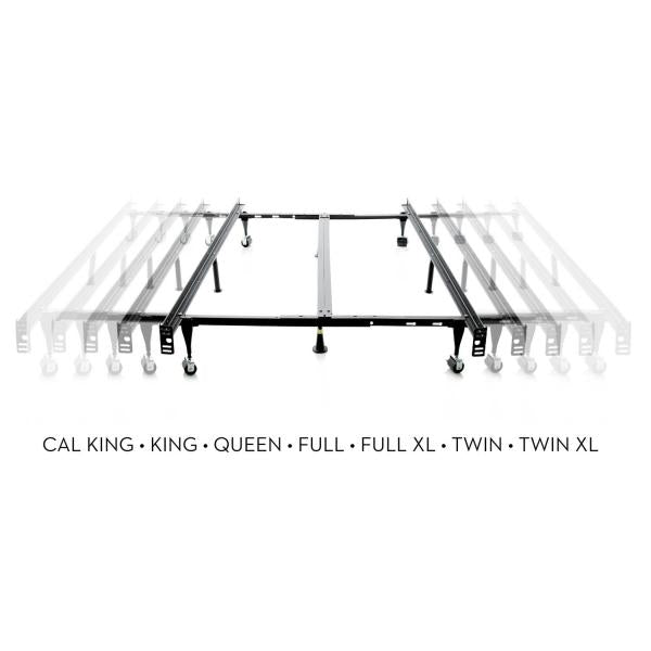 Universal King - Twin Bed Frame