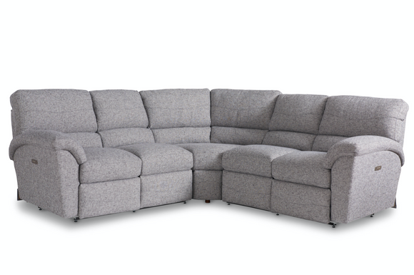 La-Z-Boy Reese Reclining Sectional 3pc / 5 Seat