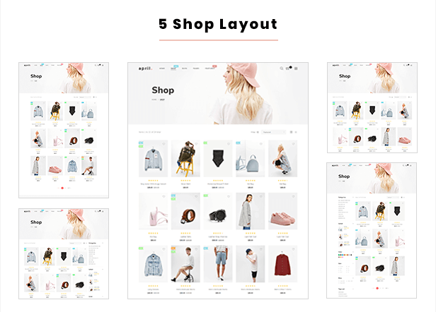 Shop layout