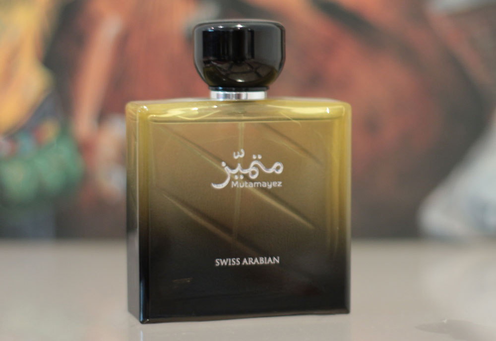 More on Mutamayez (EDP) for Men, 100mL from a Customer's Prospective