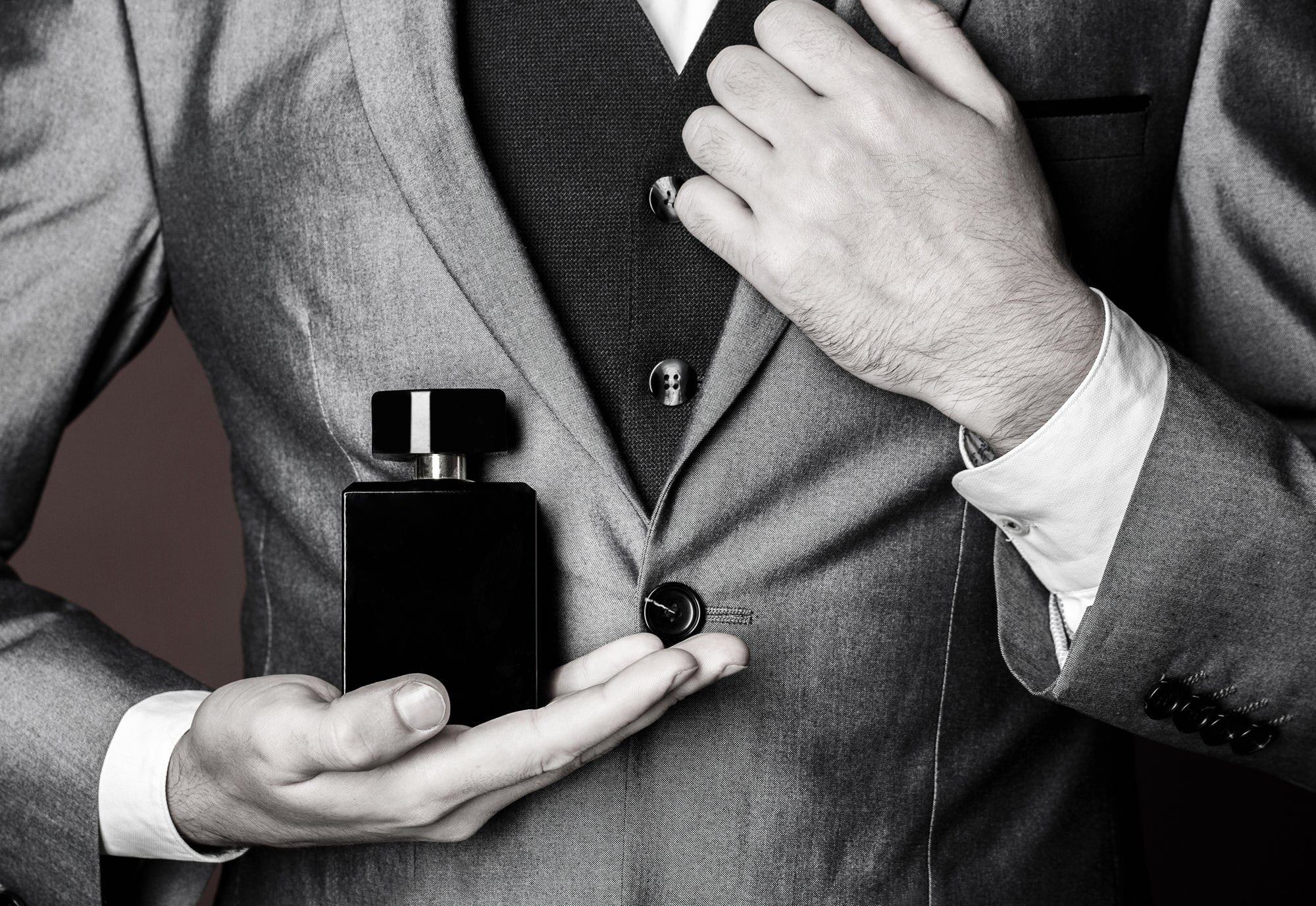 The 5 Masculine Scents That Drive Women Wild