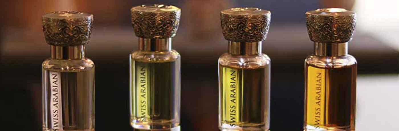 The Private CPO Collection from the House of Swiss Arabian Oud and Perfumes