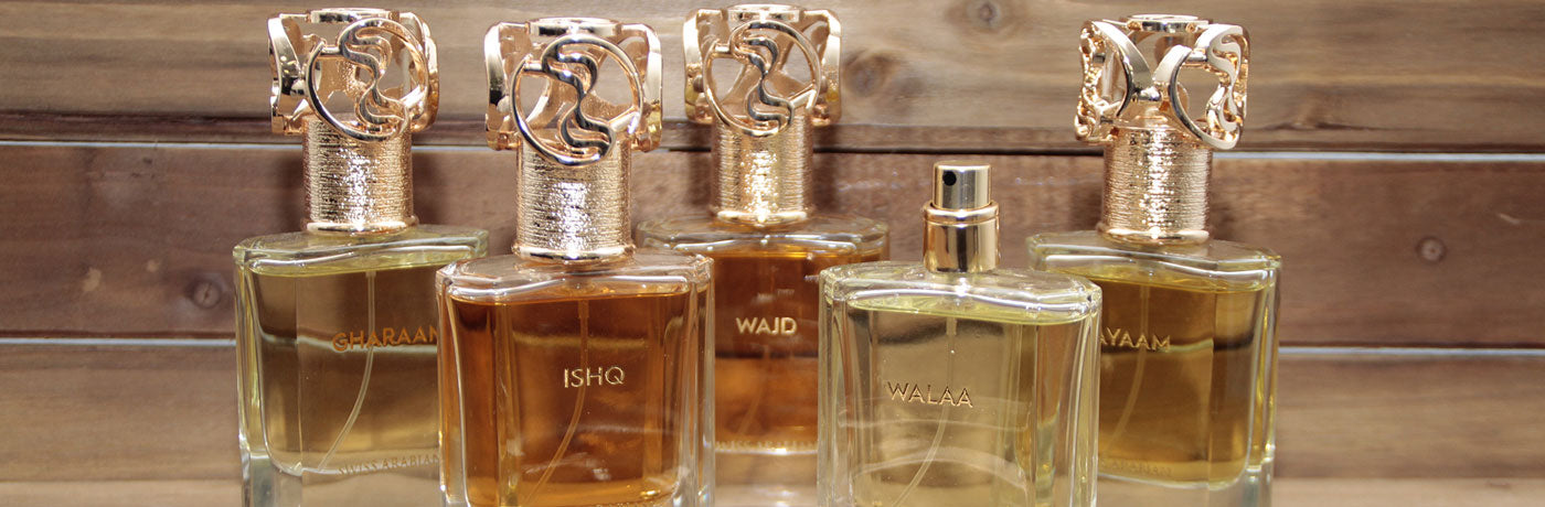 WAAW COLLECTION - Signature Arabian Oud Perfumes