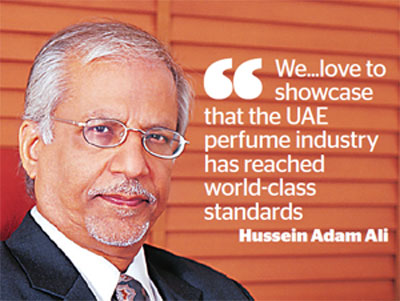 Mr. Hussein Adam Ali - Chairman - Swiss Arabian Perfumes Group