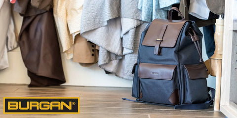 BURGAN Backpack Collection Free with Purchase of Swiss Arabian Perfumes and Oudh