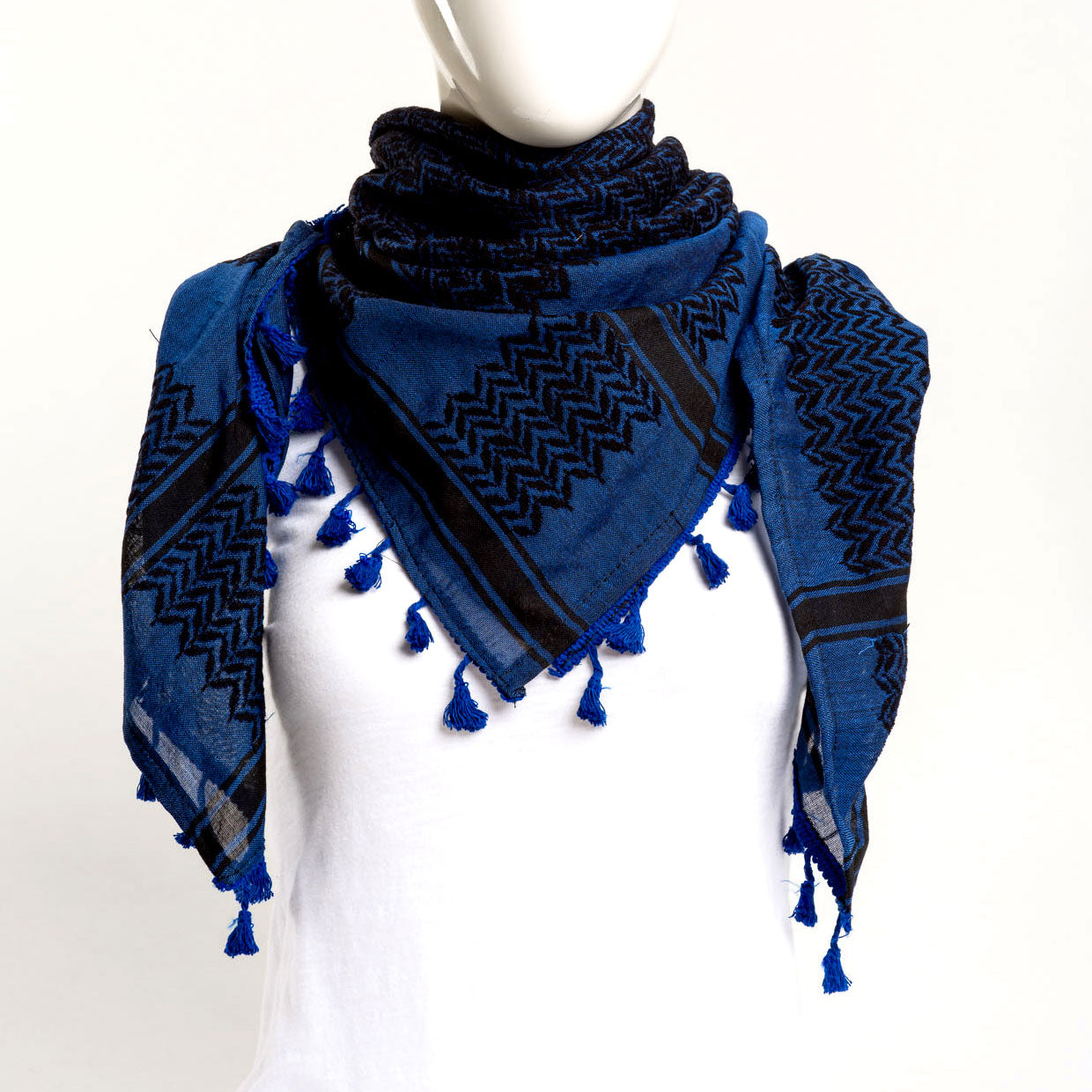 Authentic Hand Loomed Shawl (Mazarin)