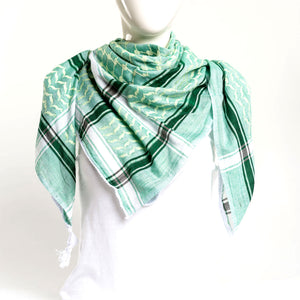 Authentic Hand Loomed Shawl (Beryl)