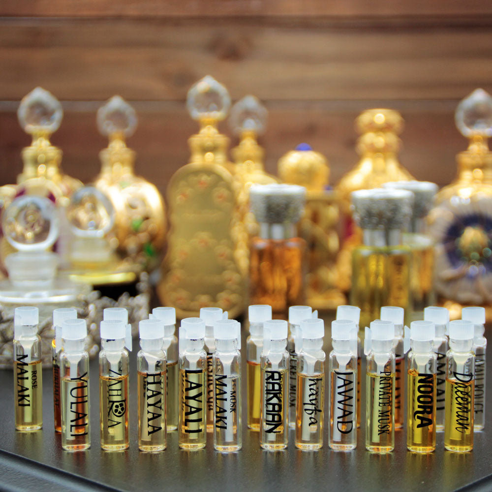Swiss Arabian Oriental Fragrances and Attar Collection