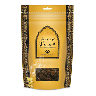 Muattar Sultan, Mumtaz & Majlis (1.65 lb) Oudh Bakhoor Incense Bundle (Save)