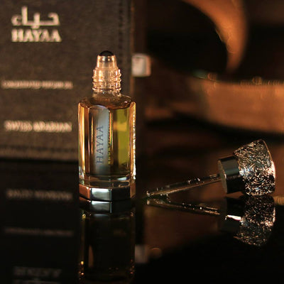AMAANI 12mL CPO (Private Collection)