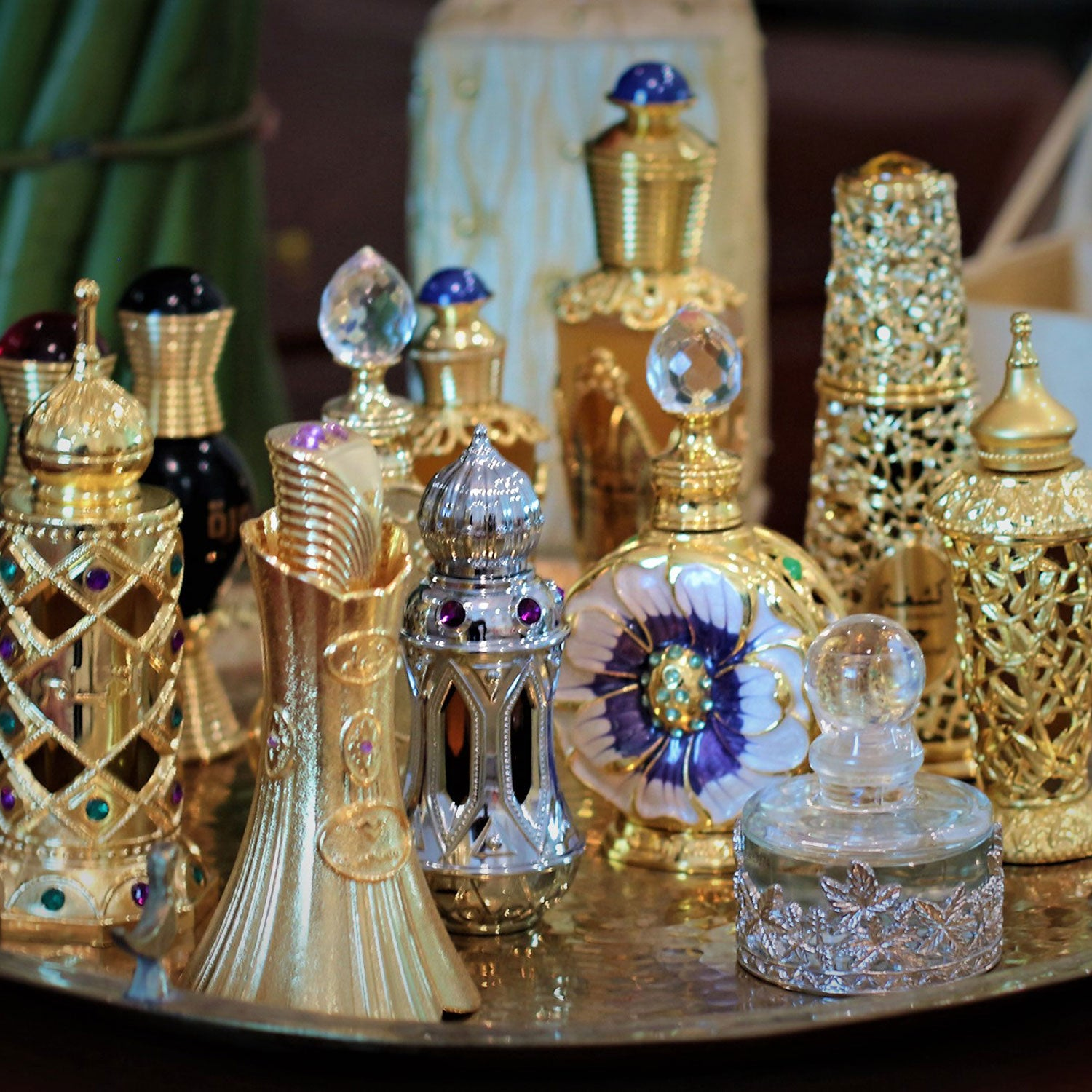 Arabic Concentrated Perfume Oil Collection