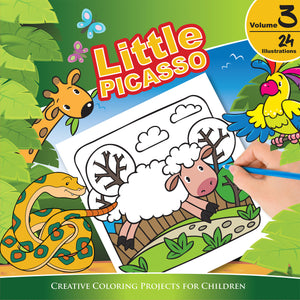 Little Picasso - Vol 3