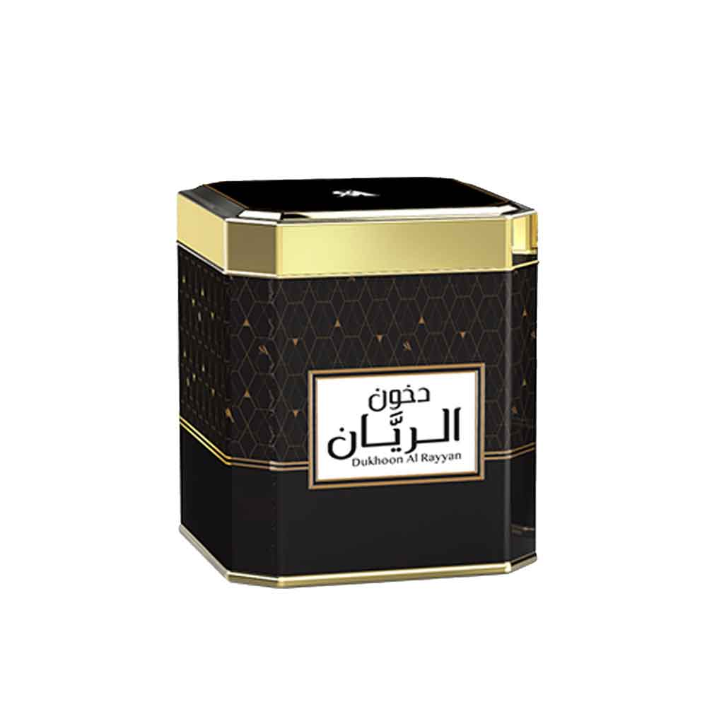 Dukhoon Al Rayyan - 125g Bakhoor (Incense)