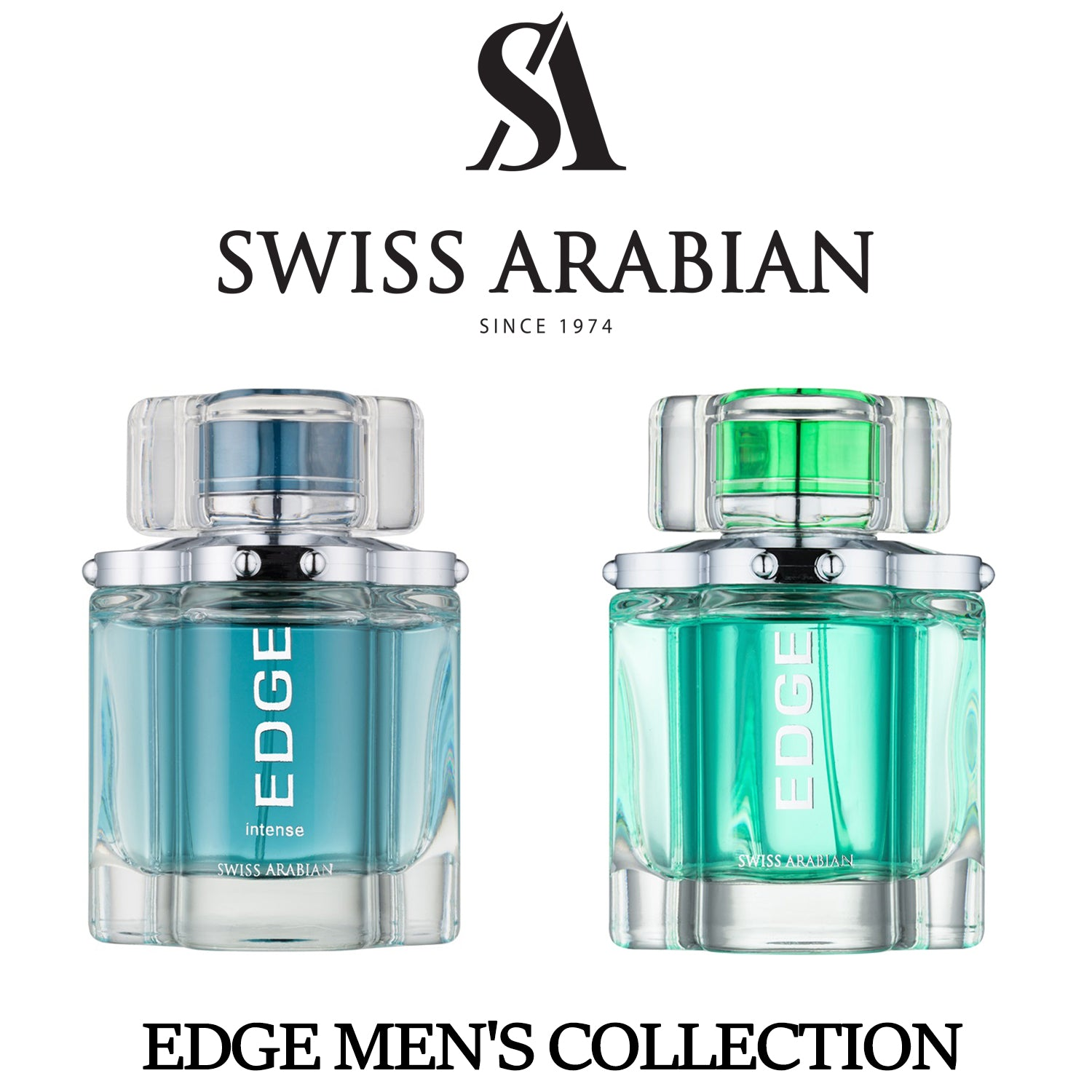 Edge Mens Collection (2 Pack Bundle)
