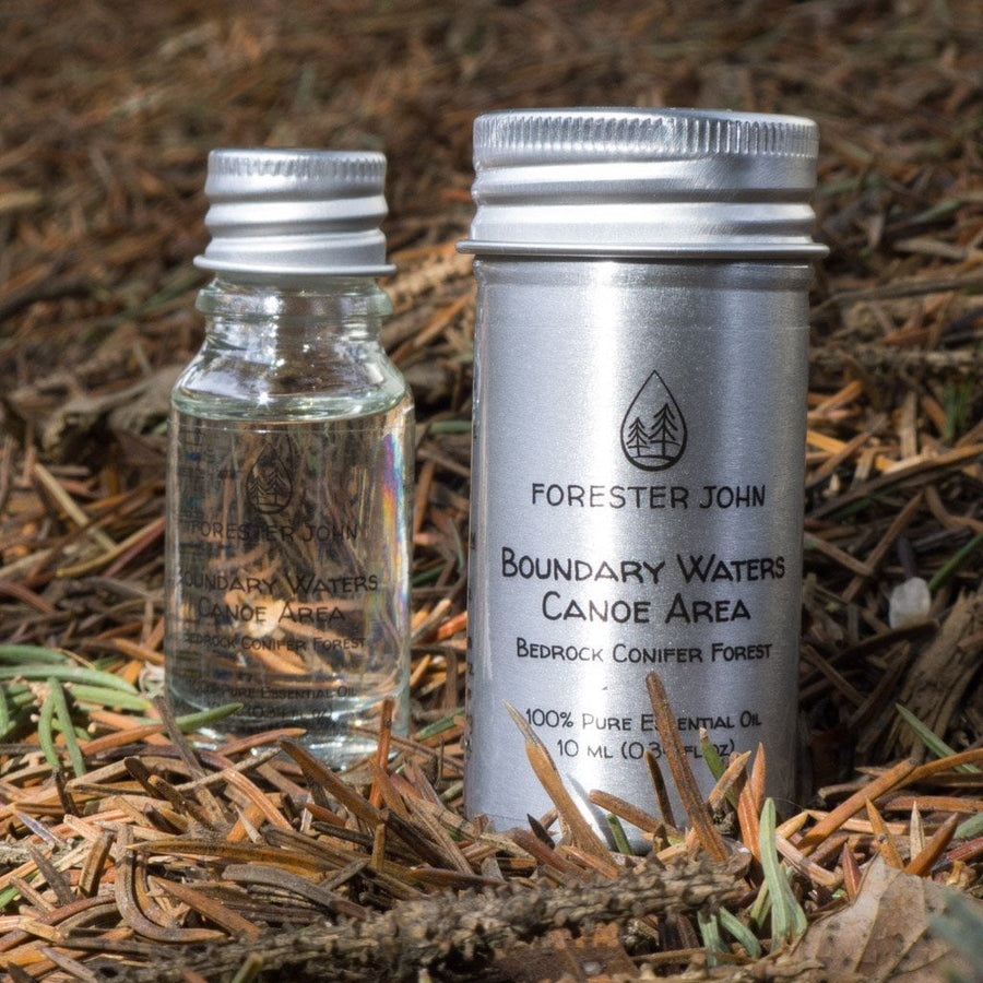 Boundary Waters Canoe Area: Bedrock Conifer Forest Essential Oil Blend