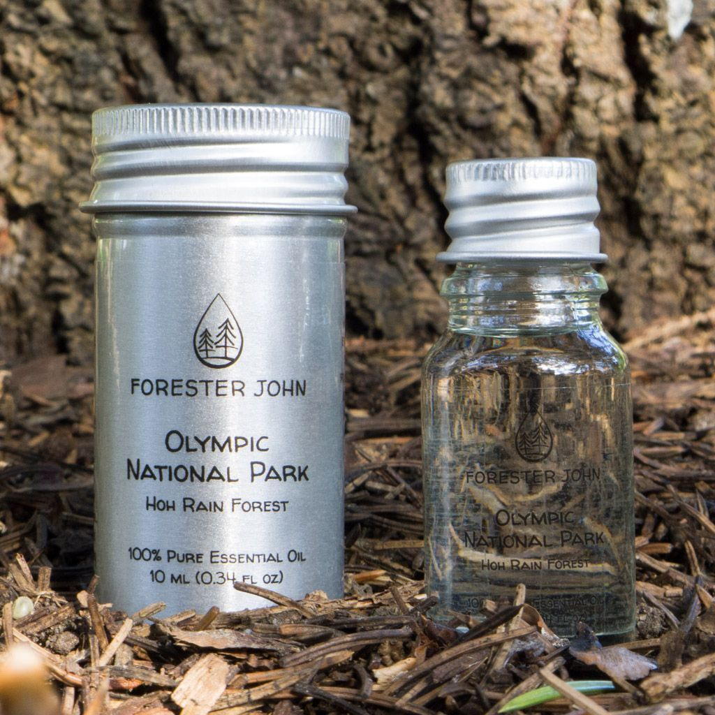 Olympic National Park: Hoh Rain Forest Essential Oil Blend