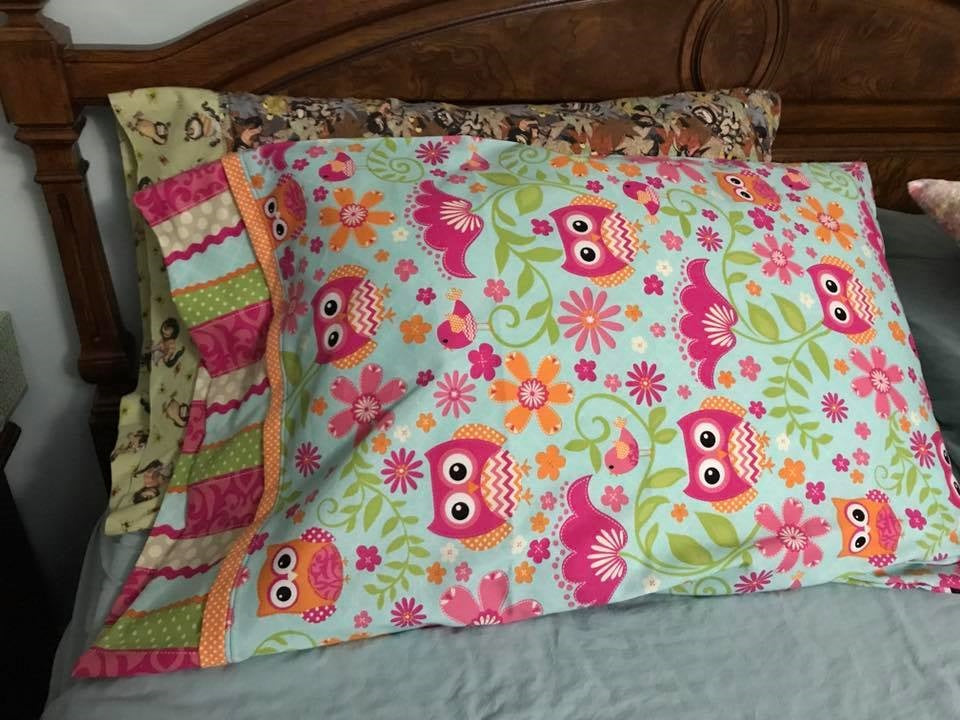Pillowcase Tutorial