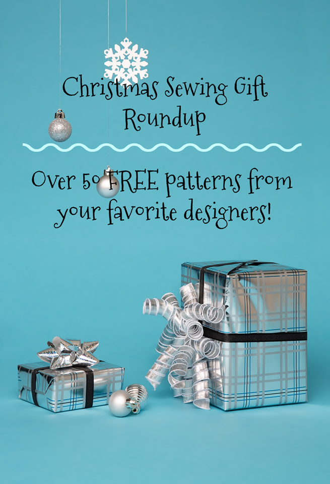Christmas Sewing Roundup: Free Patterns from Your Favorite Designers