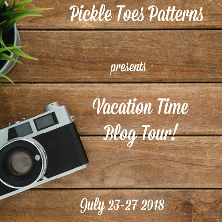 Pickle Toes Patterns Summer Vacation Blog Tour