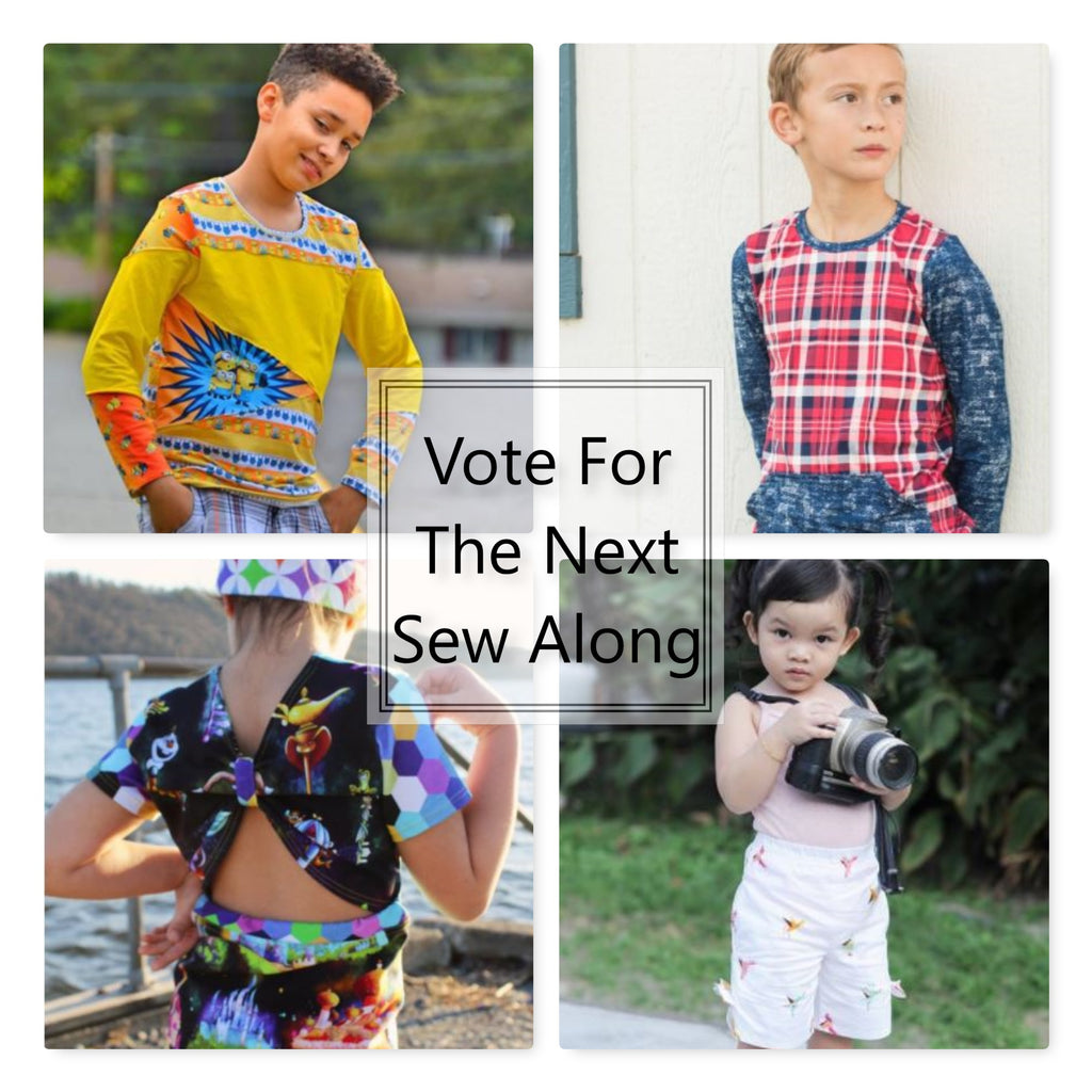 Vote for the Next Sew Along