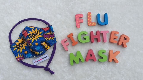 Flu Fighter Pocket Face Mask
